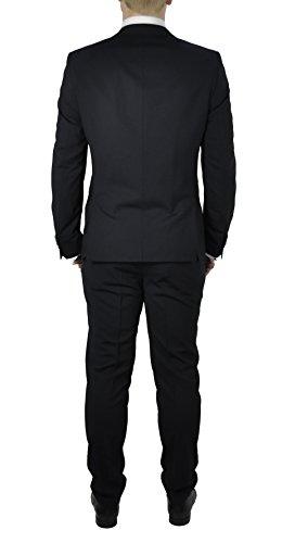White Bros.–slim fit–Combinaison homme au système modulaire, noir ou bleu foncé (art.: 8851624) Blau(10)