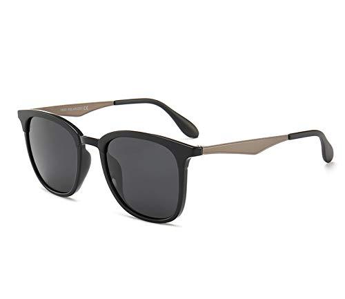 QIA Polarisierte Sonnenbrillen für Männer, HD TR90 Sonnenbrillen, 1.1TAC Sports Cycling Glasses,A
