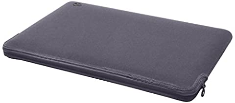 c6 C1332 Neopren Zip Sleeve für Apple MacBook Air/Retina bis 33 cm (13 Zoll) grau