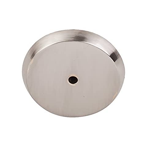 Top Knobs Aspen II Round Backplate 1 3/4 Brushed Satin Nickel by Top Knobs