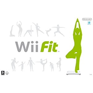 Wii Fit  (inkl. Wii Balance Board)