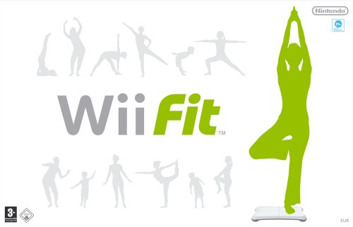 Nintendo Wii Fit (inkl. Wii Balance Board) thumbnail