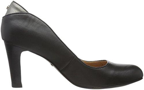 Belmondo 703523 01, Escarpins femme Noir - Noir