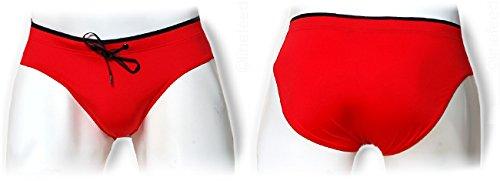 Olaf Benz Bade Beachbrief BLU1351 rot Rot