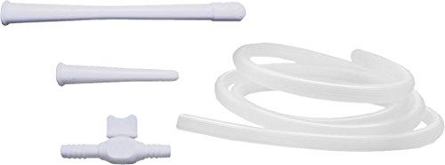 Pflegehome24® Irrigator-Garnitur, 3-teilig mit Schlauch