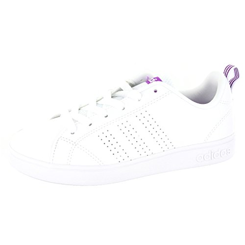 adidas VS ADVANTAGE CL W BB9616 Damen Training FTWWHT/FTWWHT/SHOPUR