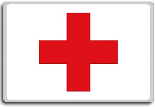 international-committee-of-the-red-cross-flag-fridge-magnet-aimant-de-refrigerateur