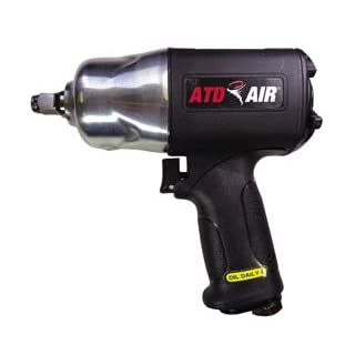 ATD2106 1/2 Dr Super-Duty composite Air Impact Wrench by ATD (Advanced Tool Design)