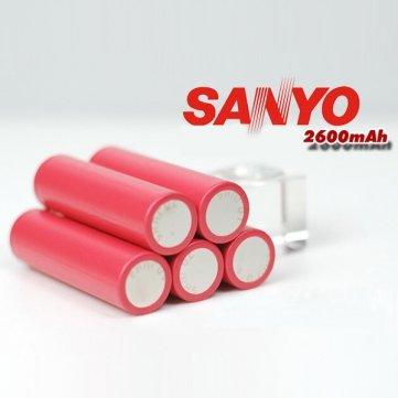 sanyo-18650-37v-2600mah-rechargeable-lithium-battery-1pcs