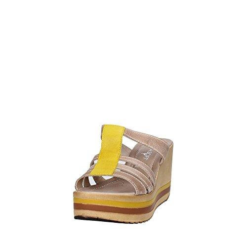 Cinzia Soft IAF82621-T 003 Pantoletten Damen Beige