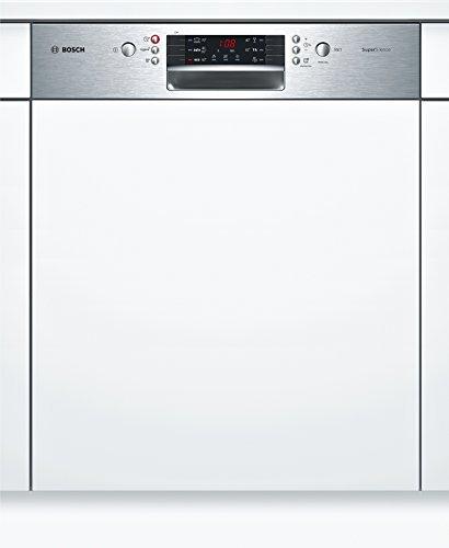 Bosch SMI46MS03E Serie 4 Geschirrspüler A++ / 266 kWh/Jahr / 2660 L/jahr / Startzeitvorwahl - Eco Geschirrspülmaschinen