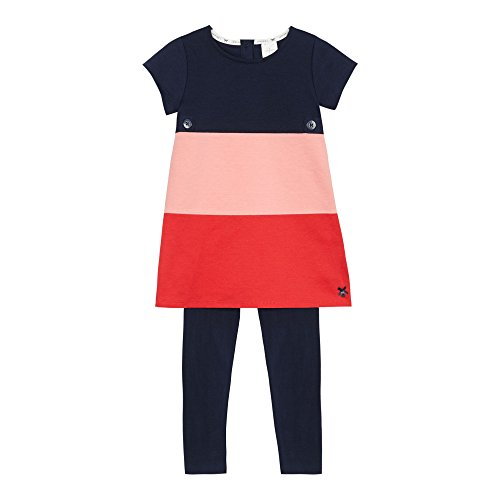 J By Jasper Conran Girls' Multi-Coloured Striped Top for sale  Delivered anywhere in UK