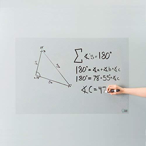 Think Board selbstklebende, whiteboard-wand-aufkleber 24