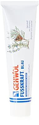 Gehwol Fusskraft Blue Footcare Moisturising Cream for Dry Rough Skin