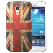 Alcoa Prime Retro British Flag Pattern Plastic Protective Shell for Samsung Galaxy S IV mini / i9190