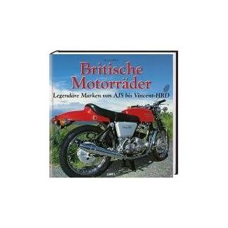 Britische Motorräder: Legendäre Marken von AJS bis Vincent-HRD