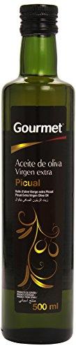 Gourmet Picual Aceite de Oliva Virgen Extra - 0,5 l