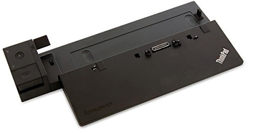 Lenovo ThinkPad Ultra Dock 170 W Black - Notebook Docks & Port replicators (Docking, 10,100,1000 Mbit/s, AC, Black, Kensington)