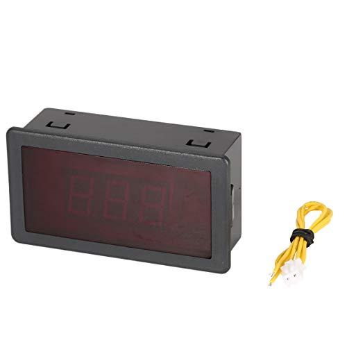 5 STÜCKE 70-480 V 2-draht Led-anzeige Voltmeter Elektrische Spannungsmesser Volt Tester für Auto Auto Motorrad Batterie Warenkorb (Schwarz) by camellia