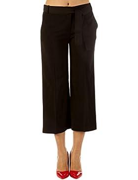 [Sponsorizzato]Pinko BLACK ciro2 pantalone 1g132x/6781z99/black/a8e Taglia 46 primavera/estate
