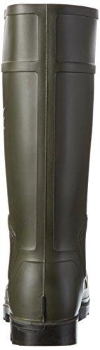 Dunlop C462933 S5 PUROFORT Unisex-Erwachsene Langschaft Gummistiefel Grün (Grün(Groen) 08)