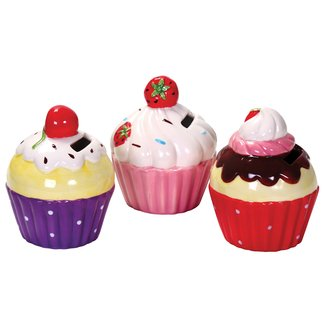 Cupcake Money Box