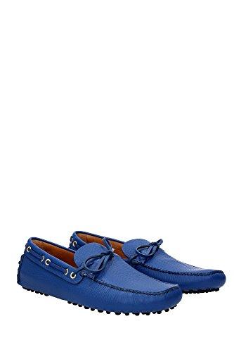 Mocassins Car Shoe Homme - (kud006cobaltodaino2) Eu Bleu