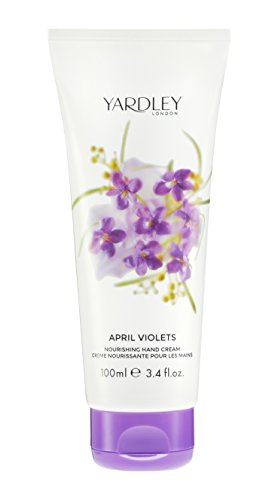 Yardley April Violets Crema Mani 100ml