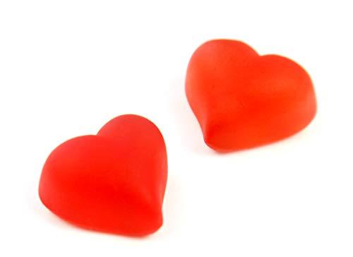 Fruchtgummi Herzen ohne Zucker Menge:1000g