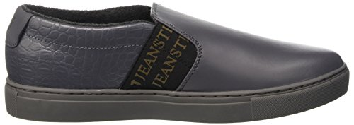 Trussardi Jeans 77s20651, Chaussures Basses Pour Homme Gris (gris Foncé)