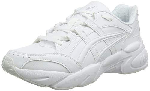 ASICS Gel-BND GS, Scarpe da Pallavolo Unisex Bambini, Bianco White 100, 40 EU
