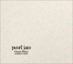 10/9/00 - Chicago, Illinois by Pearl Jam