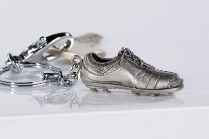 Schlüsselanhänger Fußballschuh Fußball Schuh Schlüssel Anhänger NEU