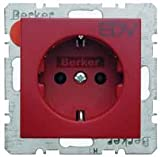 Berker Schuko-Steckdose rt 47431922 Aufdruck EDV B.1;B.3;B.7;S.1 Steckdose 4011334224341