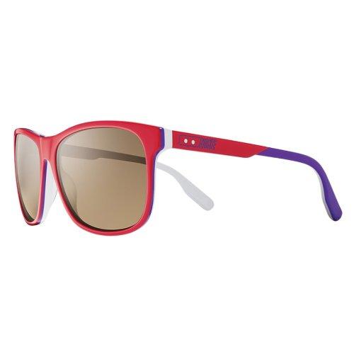 Nike Sonnenbrille EV0745-652 (58 mm) rot/grau