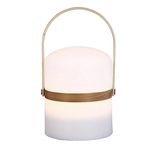 GreenAzur - Lampe nomade lanterne à led extérieur intérieur -