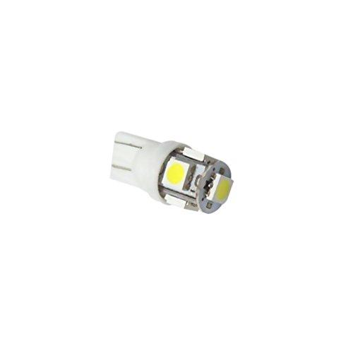 Auto Seite drehen LED-Lampe T10 5 SMD LED Auto-Motorrad-Side Schalten Glühbirne Weiß