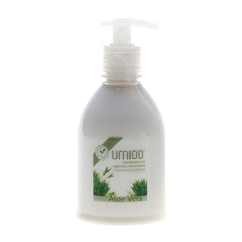UMIDO Handlotion 315 ml im Spender mit dem Duft nach Aloe Vera - für DE kostenlose Lieferung ab EUR 29,00