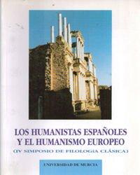 Humanistas Españoles y el Humanismo Europeo, Los por VARIOS