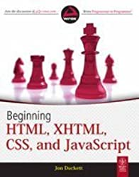 Beginning Html Xhtml Css And Javascript