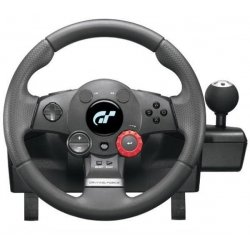 Logitech Driving Force GT Racing Wheel für PS3 [PS3]