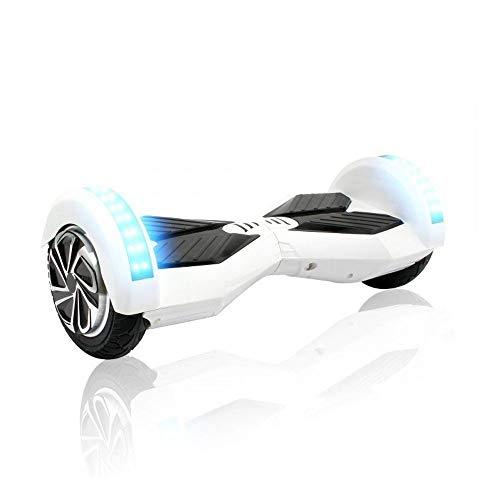 Magic Vida Self Balance Scooter Skateboard elettrici Bluetooth con LED 8 Pollici 700W velocità Massima 15km/h