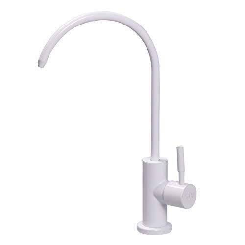 Bleifreies Edelstahl Getränk Wasserhahn kaltem Wasser Bar Spüle Trinkwasser Filtration System Wasser Filter Luftreiniger Wasserhahn gebürstetem Nickel -