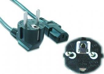Gembird-PC-186-VDE-3M-Cable-de-alimentacin-VDE-3m-color-negro