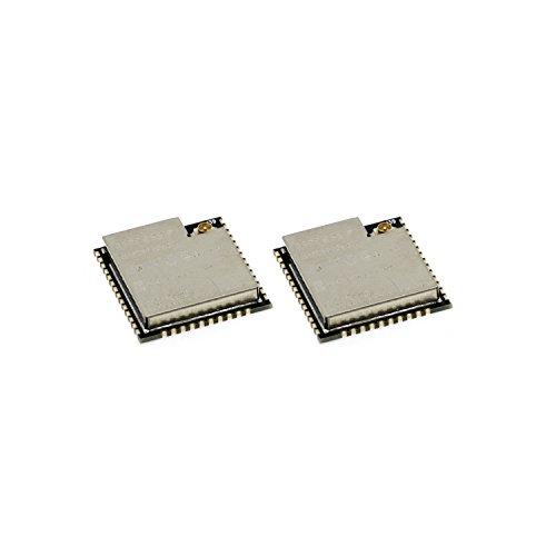 komforthaus Thing Matic Lot de 2esp32Module, esp32d0wd, Dual Core, 32Mbits SPI Flash, UART Mode, u. FL connecteur d'antenne