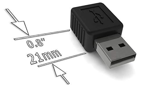 KeyGrabber Pico USB 8GB - Kleinster Hardware USB Keylogger -