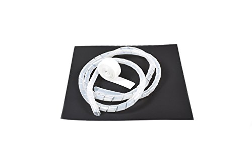 organizzare-trtools-cavo-di-1-m-colore-nero-white-transparent-natur-22mm-cable-band-back-to-back-tap