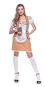 Folat 63397 - Disfraz para mujer, multicolor