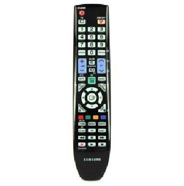 Samsung BN59-00938A remote control - remote controls (press buttons, IR Wireless, Black, Audio, Home cinema system, TV, 3V, Samsung)