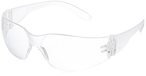 3M 11850_2 Virtua-IN Unisex Safety Eyewear (Pack of 2),Clear